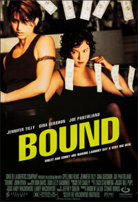 """Bound & Other Lot (Gramercy, 1996). Rolled, Very Fine+. One Sheets (3) (27"""" X 40"""") SS. Crime. ... (Total:..."""