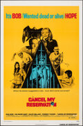 """Movie Posters:Comedy, Cancel My Reservation & Other Lot (Warner Bros., 1972). Folded, Overall Grade: Fine/Very Fine. One Sheets (2) (27"""" X 41"""") & ... (Total: 3 Items)"""