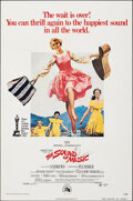 """Movie Posters:Academy Award Winners, The Sound of Music (20th Century Fox, R-1973). Folded, Very Fine-. One Sheet (27"""" X 41"""") Howard Terpning Artwork. Academy Aw..."""