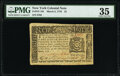 Colonial Notes:New York, New York March 5, 1776 $1 PMG Choice Very Fine 35.. ...