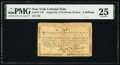 Colonial Notes:New York, New York August 25, 1774 (Water Works) 4s PMG Very Fine 25.. ...