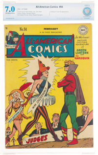 All-American Comics #94 (DC, 1948) CBCS FN/VF 7.0 Off-white to white pages