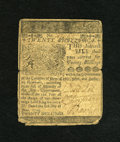 Colonial Notes:Pennsylvania, Delaware June 1, 1759 20s Good-Very Good. This is a scarce issuewith most examples being in low grade. Splits have develope...