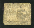 Colonial Notes:Continental Congress Issues, Continental Currency November 2, 1776 $4 Fine. This is a tougherdenomination from this issue. A handful of approximate quar...