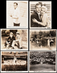 Varsity Show & Other Lot (Warner Bros., 1937). Fine+. Photos (5) & Behind-the-Scenes Keybook Photo (Approx. 8&qu...