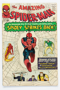 The Amazing Spider-Man #19 (Marvel, 1964) Condition: VG