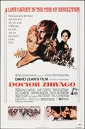 """Movie Posters:Drama, Doctor Zhivago (United Artists, R-1980). Folded, Very Fine/Near Mint. One Sheets (2) (27"""" X 41"""") Howard Terpning Artwork. Dr... (Total: 2 Items)"""