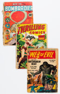 Golden Age (1938-1955):Miscellaneous, Golden Age Comics Group of 23 (Various Publishers, 1950s).... (Total: 23 Comic Books)