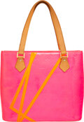 Luxury Accessories:Bags, Louis Vuitton x Robert Wilson Limited Edition Pink Fluo Mo...