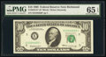 Small Size:Federal Reserve Notes, Fr. 2018-E* $10 1969 Federal Reserve Star Note. PMG Gem Uncirculated 65 EPQ.. ...