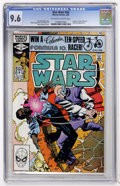 Modern Age (1980-Present):Science Fiction, Star Wars #56 (Marvel, 1982) CGC NM+ 9.6 Off-white to whitepages....