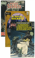 Bronze Age (1970-1979):Horror, House of Secrets/House of Mystery Group (DC, 1968-72) Condition:Average VF+.... (Total: 12 Comic Books)