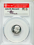 2017-S Eight-Piece Limited Edition Silver Proof Set, First Day of Issue, Mercanti Signature, PR70 Deep Cameo PCGS. This...