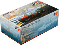 1969 Ford GT40 Mark I Le Mans Winner GMP 1:12 Scale Diecast Model
