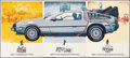 Movie Posters:Science Fiction, Back to the Future, Back to the Future II and Back to the Future III, 5/420 by Phantom City Creative (Mondo, 2012). Mint. Se... (Total: 3 Items)