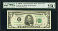 Small Size:Federal Reserve Notes, Fr. 1977-B* $5 1981A Federal Reserve Star Note. PMG Gem Un...
