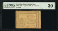 Colonial Notes:North Carolina, North Carolina August 8, 1778 $5 Behold! A New World PMG Very Fine 30.. ...