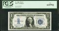 Small Size:Silver Certificates, Fancy Serial Number 40000003 Fr. 1606 $1 1934 Silver Certificate. PCGS New 62PPQ.. ...
