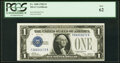 Small Size:Silver Certificates, Six in a Row 66666672 Fr. 1600 $1 1928 Silver Certificate. PCGS New 62.. ...