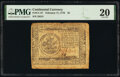 Continental Currency February 17, 1776 $5 PMG Very Fine 20