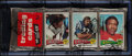 Football Cards:Unopened Packs/Display Boxes, 1975 Topps Football Unopened Rack Pack with Rashad/Dickey on Back. ...
