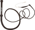 Movie/TV Memorabilia:Autographs and Signed Items, Harrison Ford Signed Whip. A dark brown whip sign...