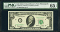Small Size:Federal Reserve Notes, Fr. 2017-I* $10 1963A Federal Reserve Star Note. PMG Gem U...