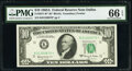 Small Size:Federal Reserve Notes, Fr. 2017-K* $10 1963A Federal Reserve Star Note. PMG Gem U...