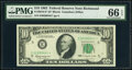 Small Size:Federal Reserve Notes, Fr. 2016-E* $10 1963 Federal Reserve Star Note. PMG Gem Uncirculated 66 EPQ.. ...