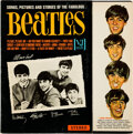 Music Memorabilia:Recordings, The Beatles Songs, Pictures and Stories of the Fabulous Beatles Stereo Vinyl LP (VJ 1092). ...