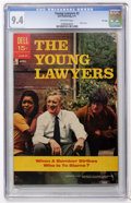 Bronze Age (1970-1979):Miscellaneous, Young Lawyers #2 File Copy (Dell, 1971) CGC NM 9.4 Off-whitepages....