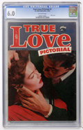 Golden Age (1938-1955):Romance, True Love Pictorial #1 (St. John, 1952) CGC FN 6.0 Off-white pages....