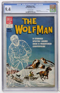 Silver Age (1956-1969):Horror, Movie Classics - The Wolfman - Second Printing File Copy (Dell,1963) CGC NM 9.4 Off-white pages....