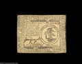 Colonial Notes:Continental Congress Issues, Continental Currency February 17, 1776 $3 Very Fine-...
