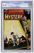 Bronze Age (1970-1979):Horror, House of Mystery #191 (DC, 1971) CGC NM- 9.2 Off-white pages....
