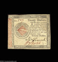 Colonial Notes:Continental Congress Issues, Continental Currency January 14, 1779 $20 About New. Close ...