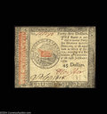 Colonial Notes:Continental Congress Issues, Continental Currency January 14, 1779 $45 About New. ...