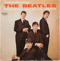 Music Memorabilia:Recordings, The Beatles Introducing . . . Mono Version One Vinyl LP With Advertisement For VJ Releases On Back (VJ, LP 1062)...