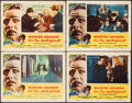 """Movie Posters:Academy Award Winners, On the Waterfront (Columbia, 1954). Fine+. Lobby Cards (4) (11"""" X 14""""). Academy Award Winners.. ... (Total: 4 Items)"""