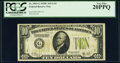 Fr. 2003-G $10 1928C Federal Reserve Note. PCGS Very Fine 20PPQ