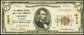 National Bank Notes:Alabama, Mobile, AL - $5 1929 Ty. 1 The American National Bank & Trust Company Ch. # 13414 Very Fine.. ...