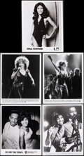 """Movie Posters:Rock and Roll, Tina Turner Lot (1960s - 1980s). Very Fine-. Photos (9) (Approx. 7.5"""" X 9.5"""" & 8"""" X 10""""). Rock and Roll.. ... (Total: 9 Items)"""
