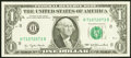 Small Size:Federal Reserve Notes, Fancy Serial Number 71072073B Fr. 1909-H $1 1977 Federal Reserve Note. Crisp Uncirculated.. ...