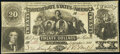 Confederate Notes:1861 Issues, CT20/142 Counterfeit $20 1861 Very Fine.. ...