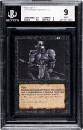 Memorabilia:Trading Cards, Magic: The Gathering Hypnotic Spectre Beta Edition (Wizards of the Coast, 1993) BGS MINT 9....
