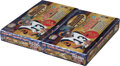 Football Cards:Boxes & Cases, 2000 Bowman's Best Football Unopened Hobby Box Pair (2). ... (Total: 2 items)