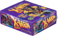 Non-Sport Cards:Unopened Packs/Display Boxes, 1992 Impel Marvel The Uncanny X-Men Factory Sealed Box. ...
