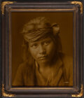 American Indian Art:Photographs, Edward S. Curtis Son of the Desert
