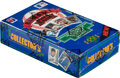 Baseball Cards:Unopened Packs/Display Boxes, 1989 Upper Deck Baseball Low Series Box With 36 Unopened Foil Packs. ...