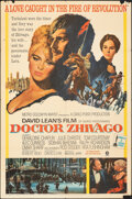"""Movie Posters:Drama, Doctor Zhivago & Other Lot (MGM, 1965). Folded, Fine. One Sheets (2) (27"""" X 41""""). Academy Awards Style, Howard Terpning Artw... (Total: 2 Items)"""